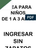 ÁREA PARA NIÑOS SIN ZAPATOS.docx