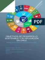 Objetivos de Desarrollo Sostenible y Su Aplicación en Chile
