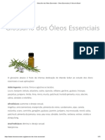 Óleos Essenciais _ O Guia Do Brasil