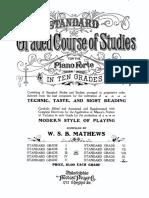 Mathews - Piano Graded Course of Studies Grade_10
