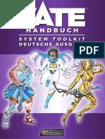 Fate Handbuch Downloadversion