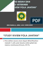 Pola Jahitan