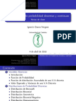V.a, D.discretas y Continuas