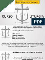 Curso de Liturgia Partes Celebr Eucar