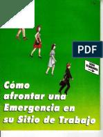 Como Afrontar Una Emergencia en Su Sitio de Trabajo