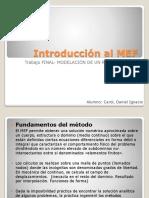 Diseño Reservorio Apoyado SAP2000