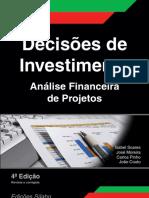 Decisões de Investimento_Análise Financeira de Projetos