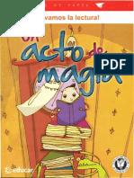 Un Acto de Magia- Cartilla Auxiliar