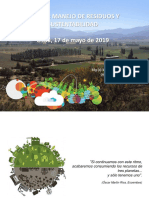 Charla Residuos Sólidos Trenzando 17-05-2019