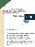 a 1) SALUD MATERNO INFANTIL. TENDENCIAS EN LA ASISTENCIA.ENFERMERÍA Y FAMILIA.-1.ppt
