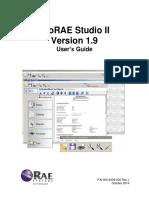 ProRAE Studio II User's Guide RevJ