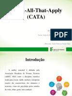 Apresentação Cata