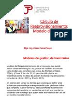 Tema 5.5 - Cálculo de Reaprovisionamiento Q,U,P