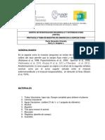 003 Protocolo Muestreo Sanguineo Ovinos-CIDTEO