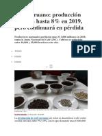 Café peruano.docx