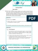evidencemypresentationoutline1-180313021532