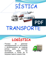 logística en transporte