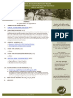 PRAB Agenda - June 2019