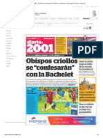 56456123146Periódico 2001 - Dosmiluno (Venezuela). Periódicos de Venezuela. Toda La Prensa de Hoy. Kiosko.net