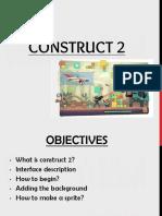 Intro of Construct 2 (GK) 2019