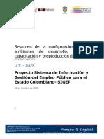 GUI 003 20081021 Resumen de Configuracion Desarrollo