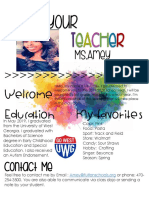meet the teacherpdf
