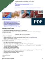Colegiatura Título Extranjero _ Colegio de Ingenieros Del Perú _ CD TACNA