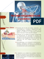 diapositivas  Raquimedular 01