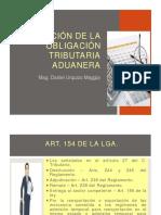Extinción de La Oblig. Tributaria Aduaner (1)