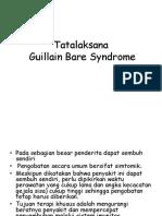 Tatalaksana GBS