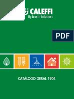 Caleffi catálogo 2019