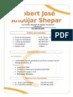 Robert Jose Andujar Shepart