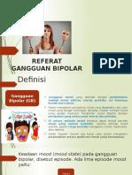 referat bipolar