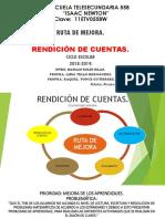 Rendicion de Cuentas 2019.