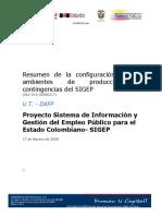 GUI-012-20090217-Resumen de Configuracion Produccion Contingencias