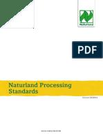 Naturland Processing Standards
