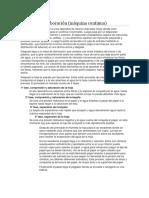 Procesos de Elaboración de Papel