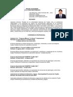 CV Presentacion - De La Cruz Bustamante Edgar Alexander