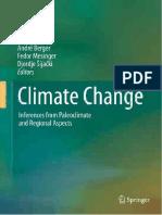Richard C. J. Somerville (Auth.), André Berger, Fedor Mesinger, Djordje Sijacki (Eds.) - Climate Change_ Inferences From Paleoclimate and Regional Aspects (2012, Springer-Verlag W Traducido