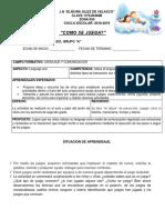 PLANEACIONES Lenguaje y Comunicación Junio 3 Campos