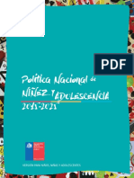 Politica Nacional - Version Para NNA