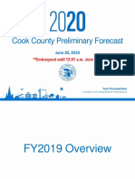 Cook County 2020 Preliminary budget presentation