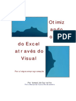 Apostila Otimizando o Excel Atraves Do Visual Basic