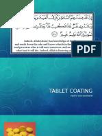 Tablet Coating