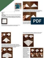 Cómo Hacer Una Flores de Origami