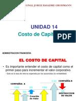 09 Costo de Capital