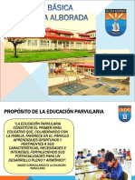 Oferta Educativa Pre Basica Final