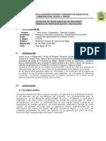 Plan de Implementación de Un Botiquin Veterinario Programa de i. a. Para Vacunos Caritas