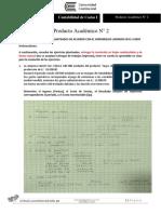 Producto Académico n2 Contabilidad de Costos 1