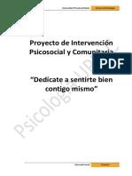 Proyecto Bienestar Psicosocial Final